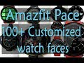 Download Lagu Amazfit - 100+ customized watch faces | how to download and install customized watch face for amzfit.mp3