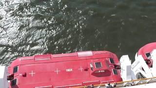 Statue Of Liberty View From Norwegian Breakaway Cruise Ship