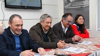 Alp Airri - Conferenza stampa di presentazione delle Final Four