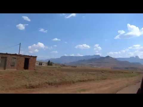 Cathedral Peak to Royal Natal National Park 3, Drakensberg, S. Africa 2015