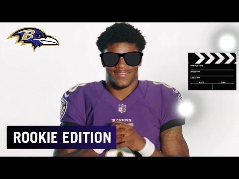 Is Lamar Jackson Good at Social Media? | Baltimore Ravens Superlatives: Rookie Edition