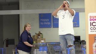 George Hennen Was In Walmart?