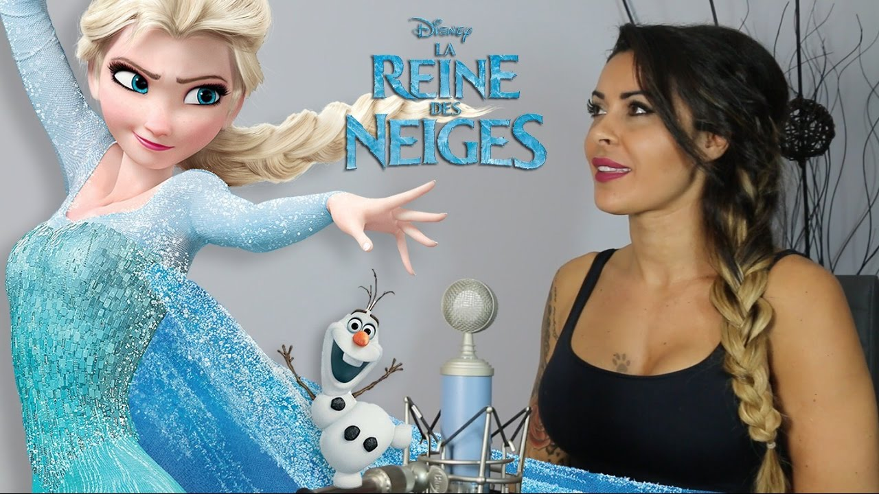 libre dlivre la reine des neiges cover by shanna kress - Telecharger La Reine Des Neiges