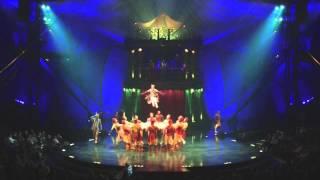 Miron Rafajlovic; Trumpet and Guitars in KOOZA Cirque du Soleil (Part 1)