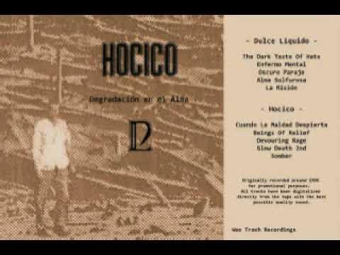 Dulce Liquido/Hocico -  Degradación En El Alma Split