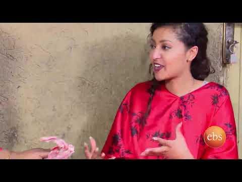 Ethiopia : Fasika Show: Ruth Cooking Doro /How do you make Doro Wot? EBS Special