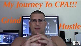 My CPA Exam Journey / Motivation / Passing / FAR / BEC / REG / AUD