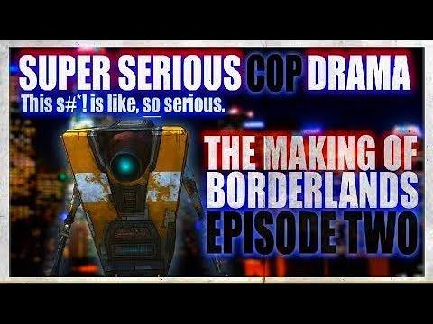 Borderlands - Claptrap Behind the Scenes: Ep. 2 | HD