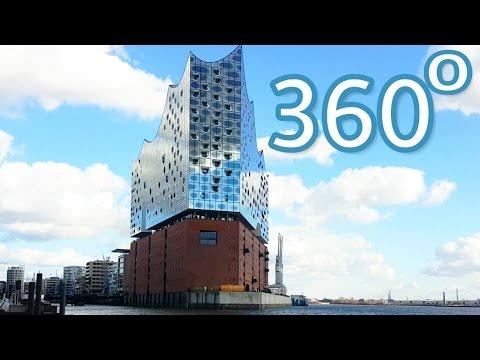 Elbphilharmonie 360° Opera House Hamburg