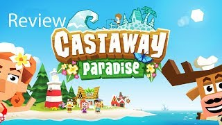 Castaway Paradise Gameplay Review Xbox One Animal Crossing