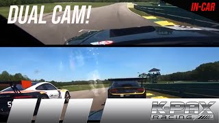 homepage tile video photo for In-Car with K-PAX Racing at VIRginia International Raceway