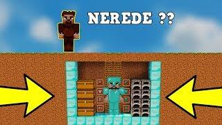 ZENGİN VS FAKİR #122 - Fakir Zengini Arıyor (Minecraft)