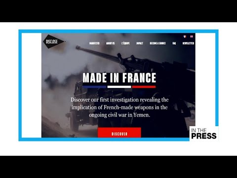 France under pressure to come clean over arms exports in Yemen war