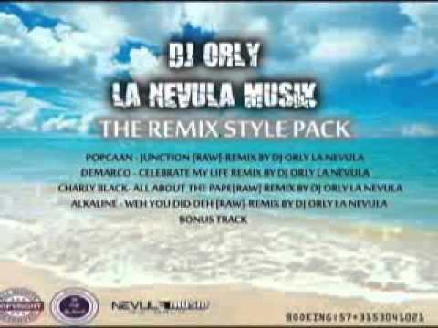 ALKALINE - WEH YOU DID DEH RAW REMIX BY DJ ORLY LA NEVULA