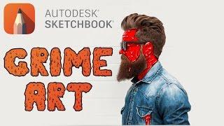 Autodesk Sketchbook Mobile Tutorial