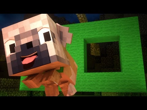Hole In The Wall (Minecraft Animation) [Hypixel]