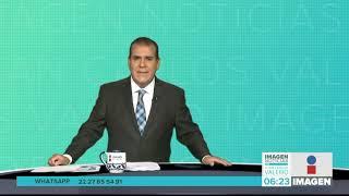 Seg. Enorme socavón || Noticias con Juan Carlos Valerio