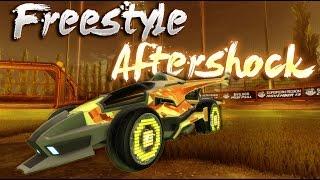 Rocket League - Freestyle Aftershock