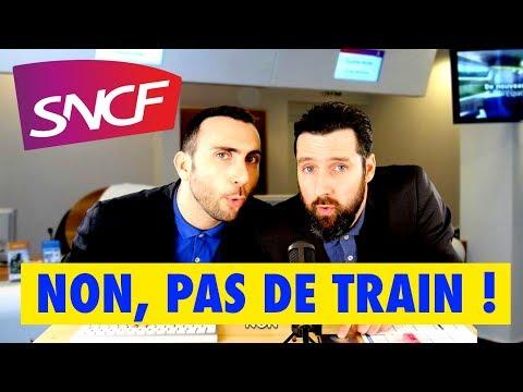 Chanson officielle de la SNCF en grève ! Après