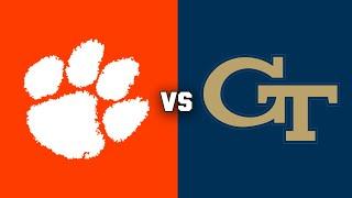 #3 Clemson vs. Georgia Tech | 2018 CFB Highlights