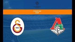Galatasaray-Lokomotiv Moskova Maçı beIN Sports Haber'den Yayınlanacak (Başlık Güncellendi)