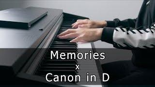 Download Lagu Maroon 5 - Memories x Canon in D (Piano Cover by Riyandi Kusuma) mp3