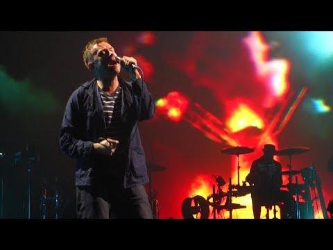 Gorillaz (Live @ Bill Graham Civic Auditorium, San Francisco - Oct 4, 2017)
