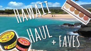 HAWAII HAUL | Vacay Faves + Souvenirs