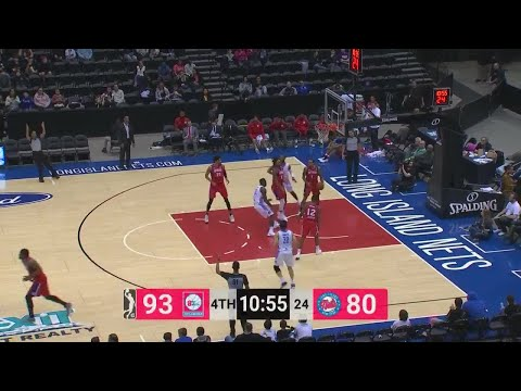 Isaiah Whitehead (27 points) Highlights vs. Delaware 87ers