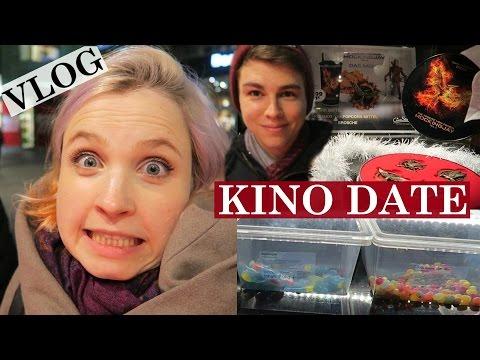 VLOG: Kino Date - Mockingjay II