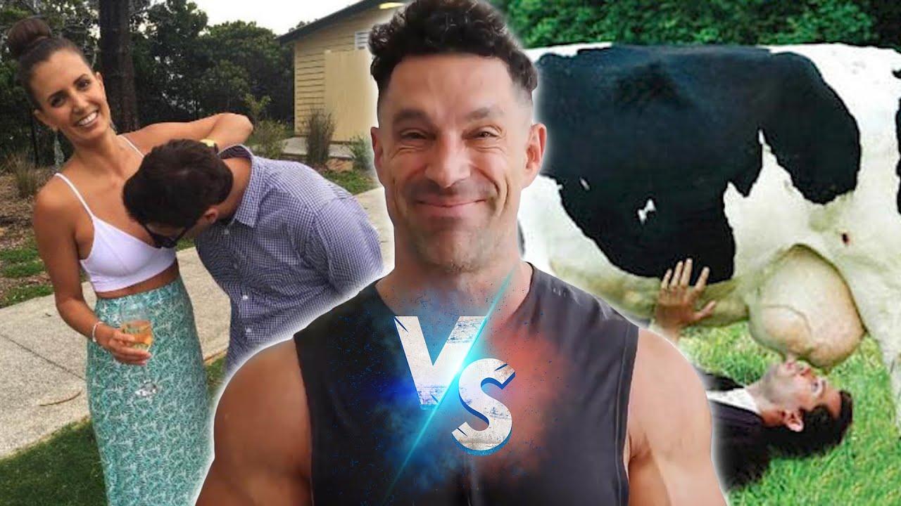 Greg Doucette Human vs Cow Milk