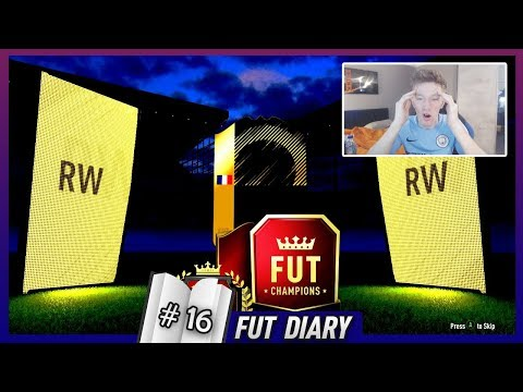 FUT CHAMPIONS WEEKLY REWARDS!! MBAPPE OR THAUVIN ??   FUT DIARY #16