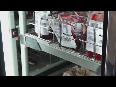 South Texas blood supply shortage prompts calls to community to donate