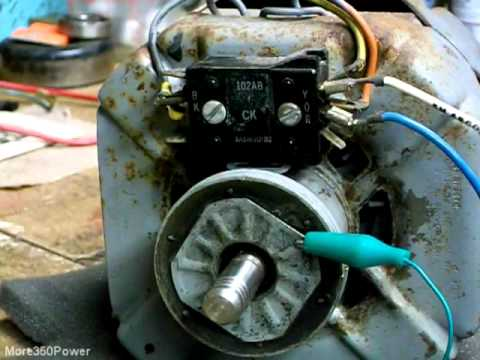 Wiring & Testing Dryer Motors  YouTube