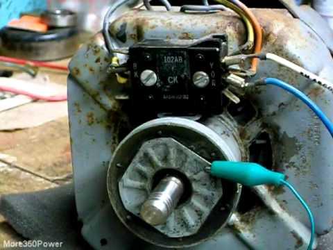 Dryer Wiring Diagram Cat 5 Socket & Testing Motors - Youtube