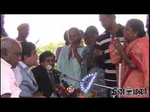 Indian high commissioner visits convicted Tamil Nadu fishermen in Sri Lanka