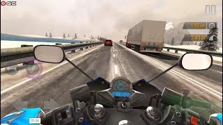 Traffic Rider - Motorbike City TrafficRacing Games - Android gameplay FHD #6