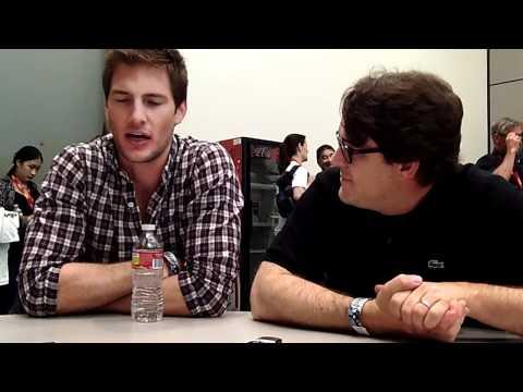 Ryan McPartlin & Chris Fedak Talk Chuck at ComicCon 2011