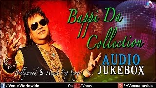 Bappi Lahiri Collection - Bollywood Songs (Audio Jukebox)