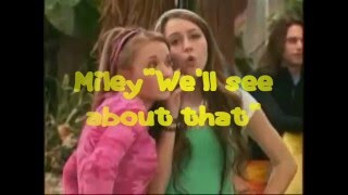 A Mess Of Love~A Hannah Montana Movie Trailer~