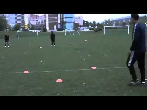 Video dạy bóng đá: Bài tập thể lực