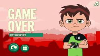 Ben 10 Rust Bucket Rescue - New Ben10 Game - Cartoon Network