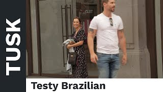 A Brief Interaction With A Testy Brazilian Girl In London