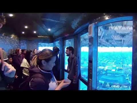 Space Needle 360 Video Tour SeattlePI.com