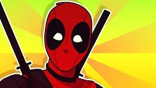 YO MAMA SO FAT! Deadpool 2
