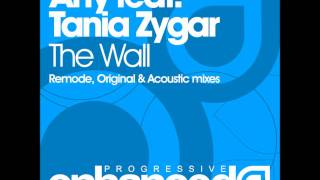 Arty feat. Tania Zygar - The Wall (Original Mix)