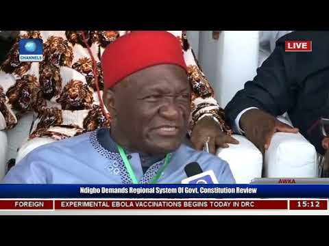 South East Summit On Restructuring Of Nigeria Pt17 |Live Events|