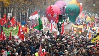 Journée de grève en France : mobilisation d'ampleur contre la réforme des retraites