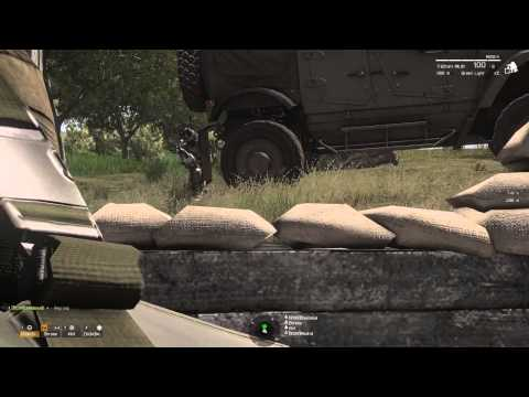 ArmA3 - Battle of Anbar Tappah - Part 1
