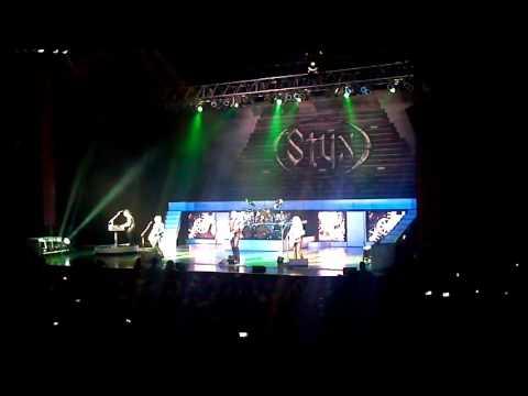 Styx live 2015 Harrahs cherokee casino blue collar msn